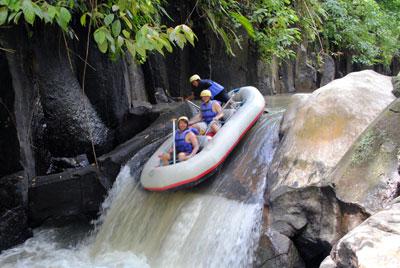 Bakas Levi Rafting Luckybalitour Com